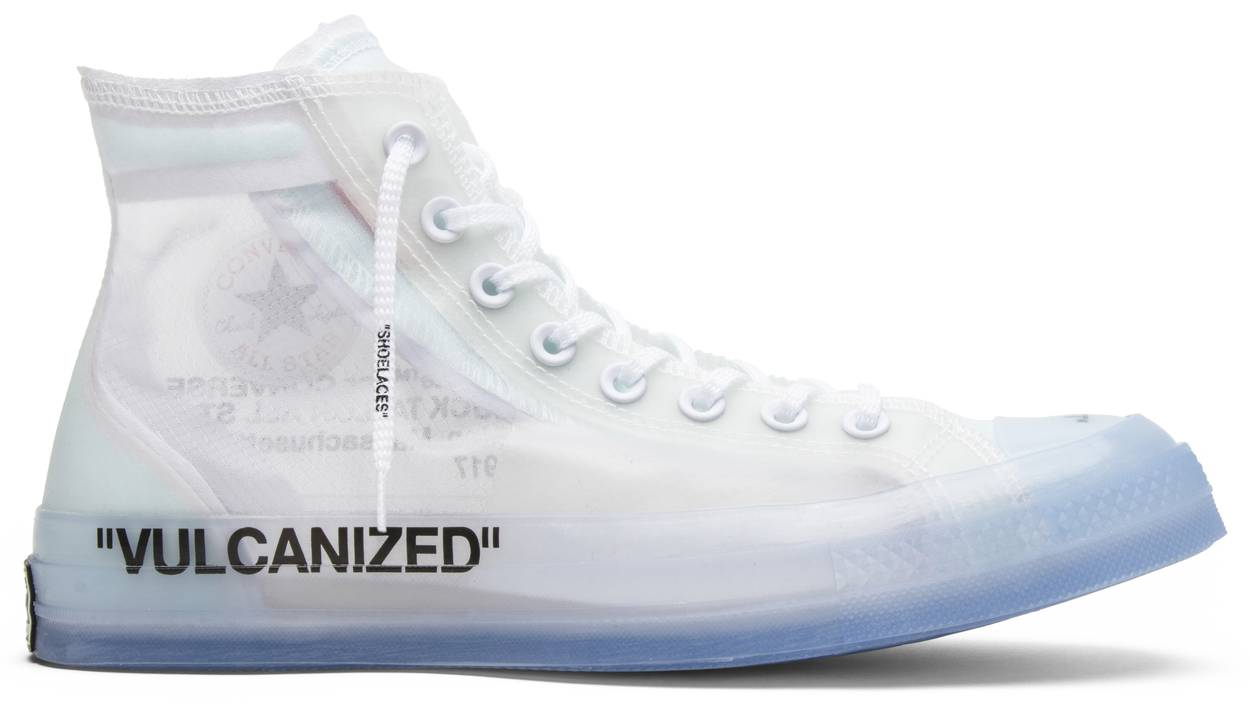 Off-White x Chuck 70 'The Ten'