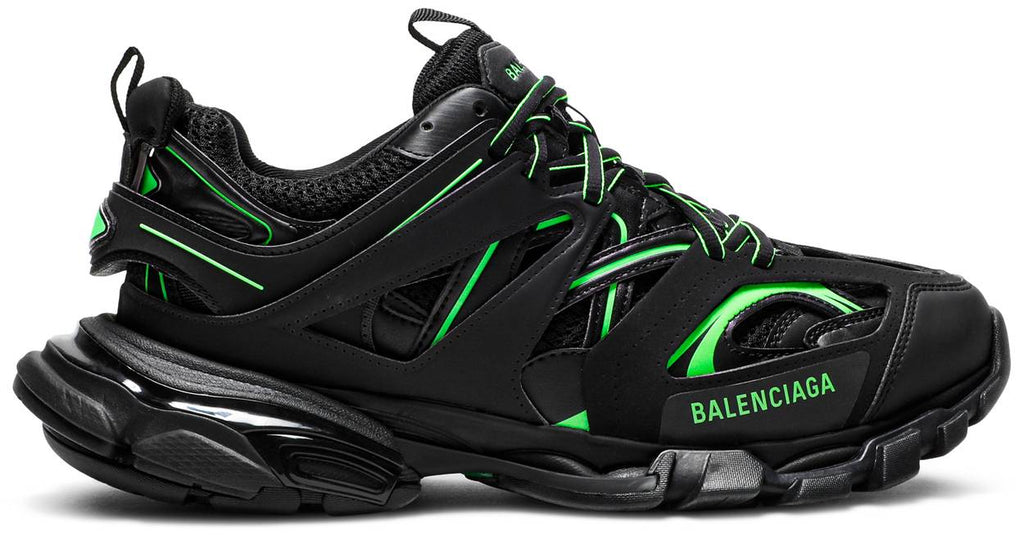 Balenciaga Track.2 Trainer 'Black & green'