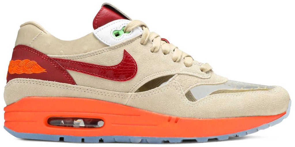 CLOT x Air Max 1 'Kiss of Death' 2021