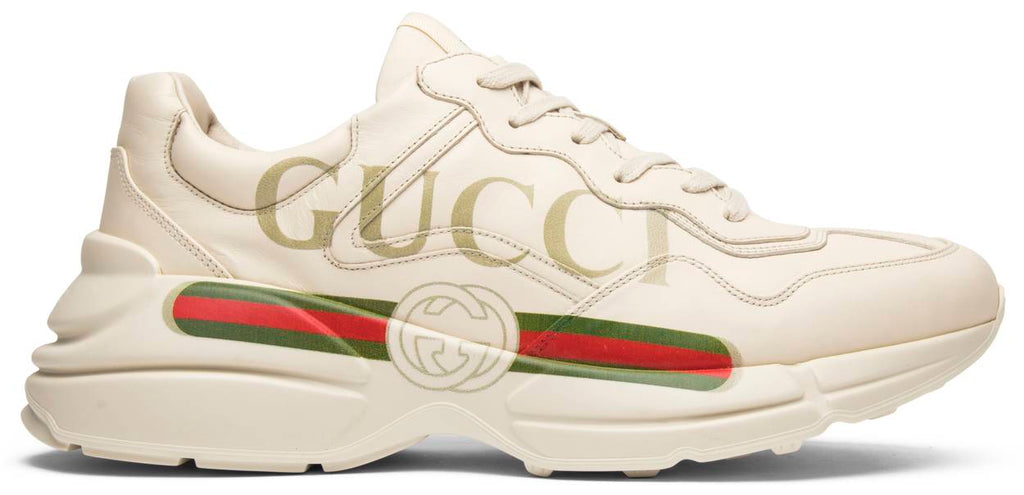 Gucci Rhython Leather Sneaker 'Logo'