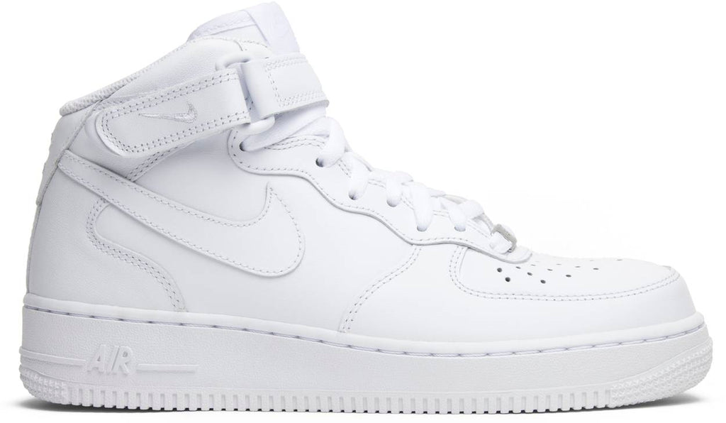 "Air Force 1 Mid 07 ""White"""