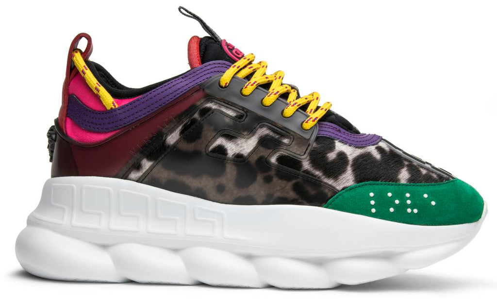 Versace Wmns Chain Reaction 'Animalier'