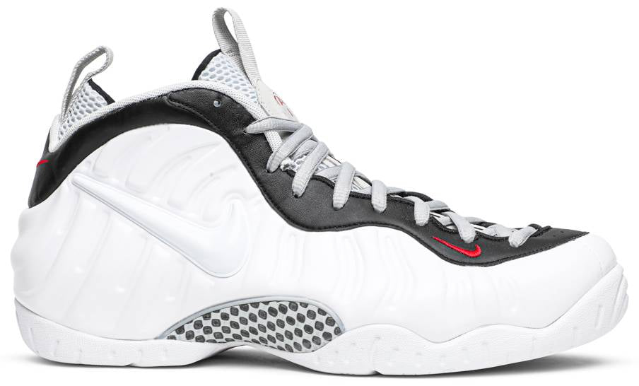 Air Foamposite Pro 'Chrome White'