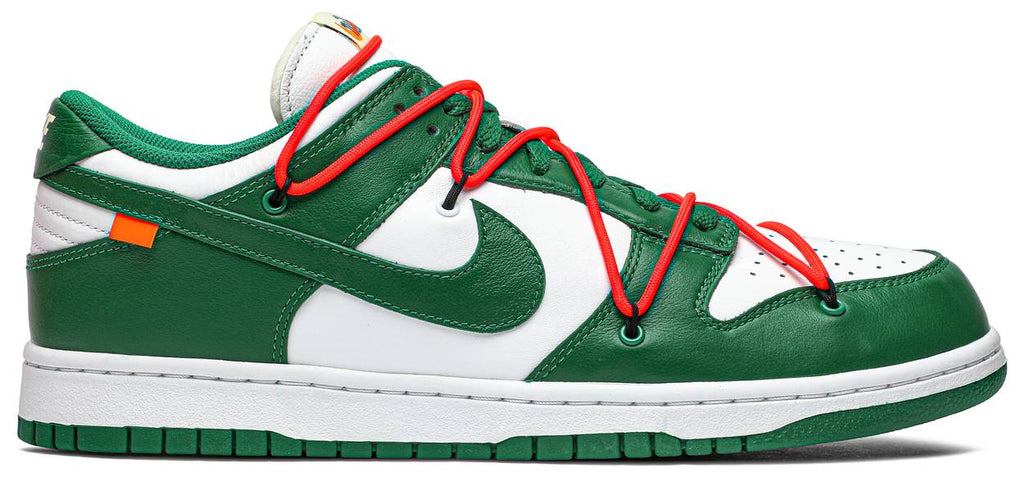 "Dunk Low  ""Off-White - Pine Green"""