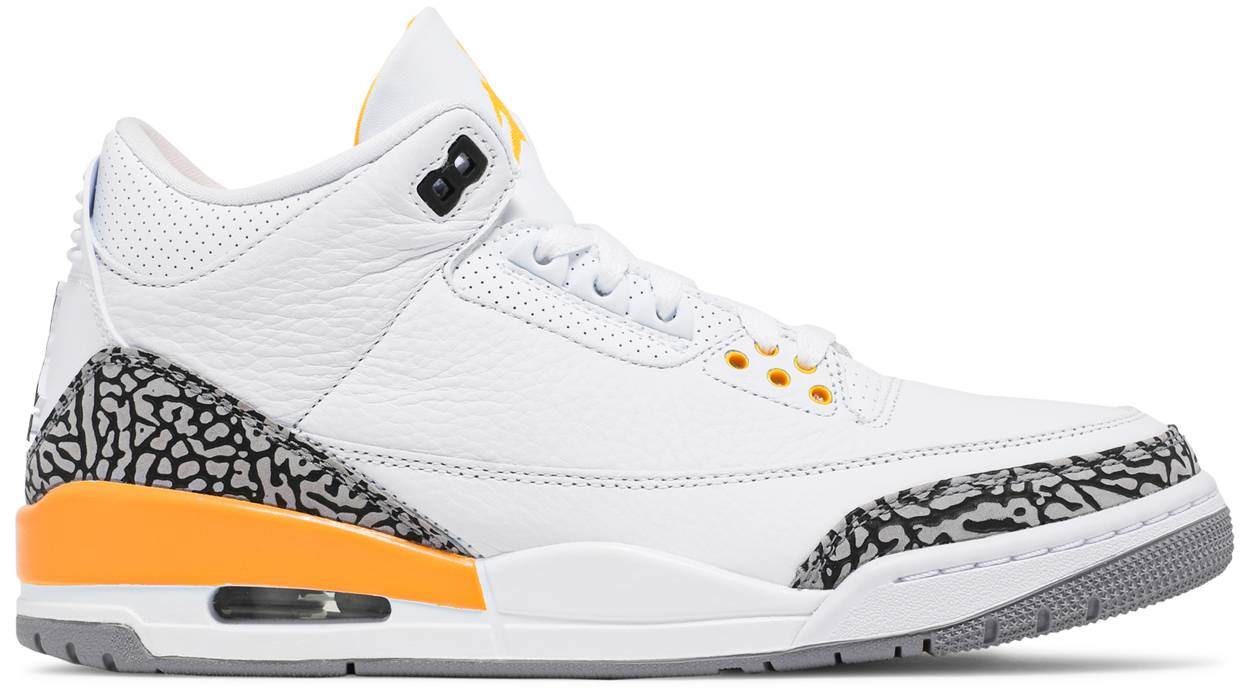 Wmns Air Jordan 3 Retro 'Laser Orange'