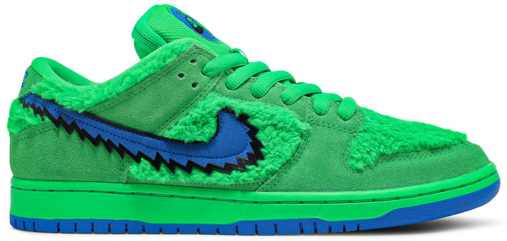 "SB Dunk Low ""Grateful Dead - Green Bear"""