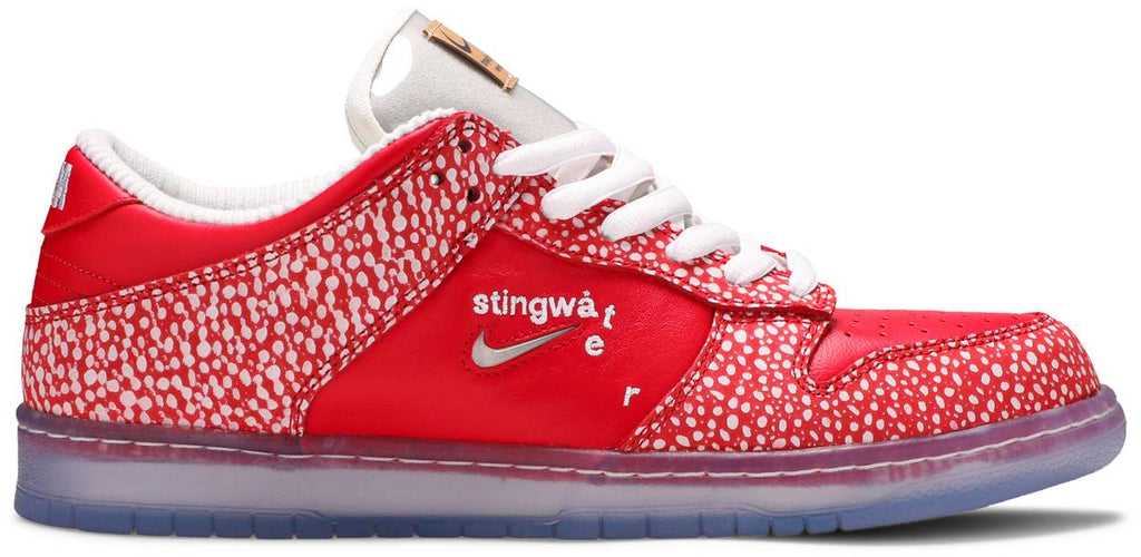Stingwater x Dunk Low SB 'Magic Mushroom'