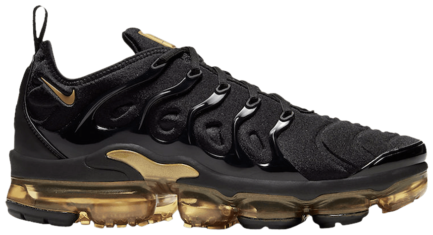 Air VaporMax Plus 'Black Gold'