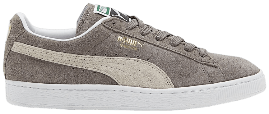 Puma Suede Classic+ Sneakers( steeple gray-white)