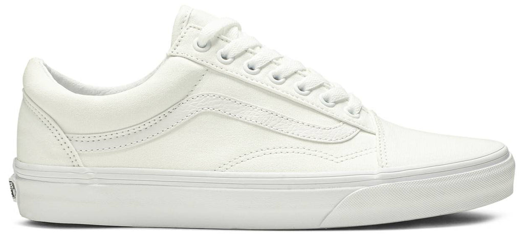 Vans Old Skool 'True White'