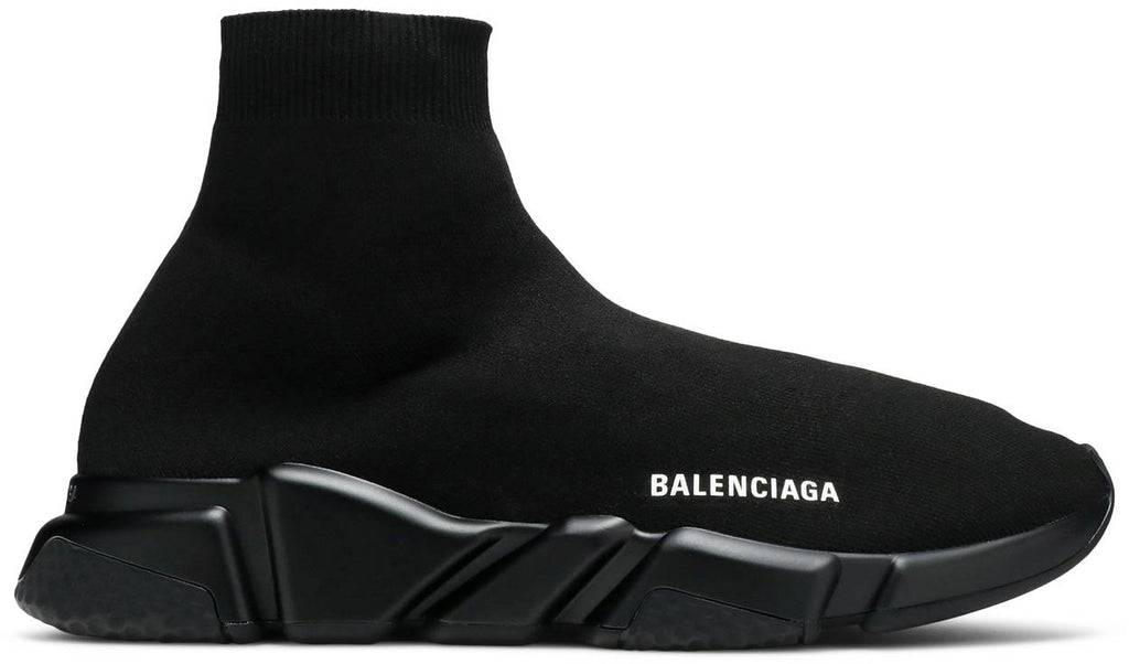 Balenciaga Speed Trainer 'Triple Black'