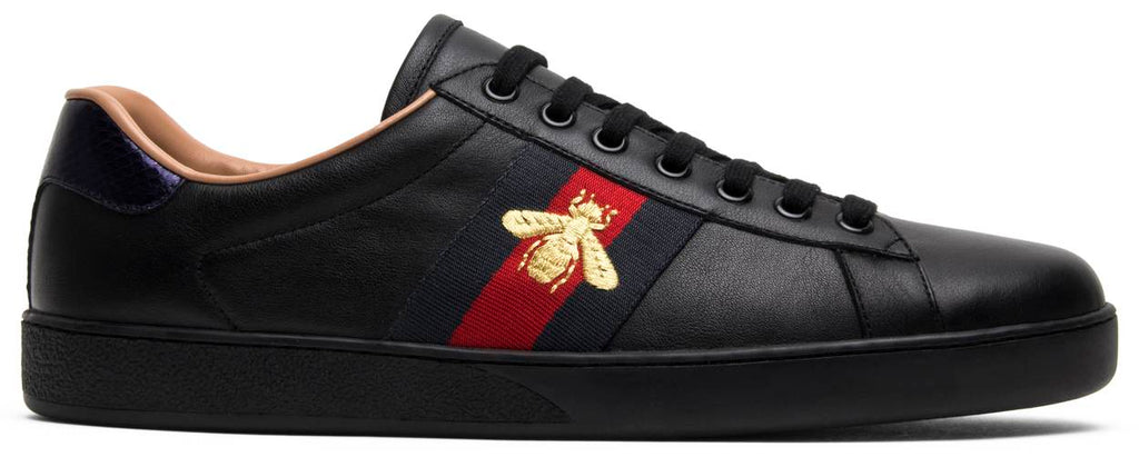 Gucci Ace Embroidered 'Black Bee'