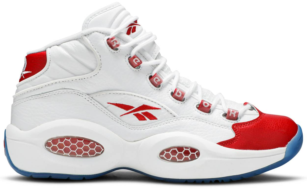 Question Mid 'White Pearlized Red'