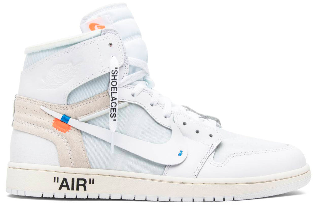Off-White x Air Jordan 1 Retro High OG 'White'