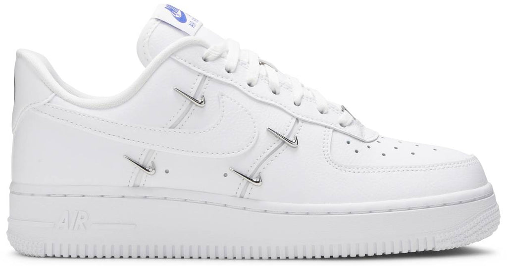 Wmns Air Force 1 '07 LX 'Sisterhood - White Metallic Silver'