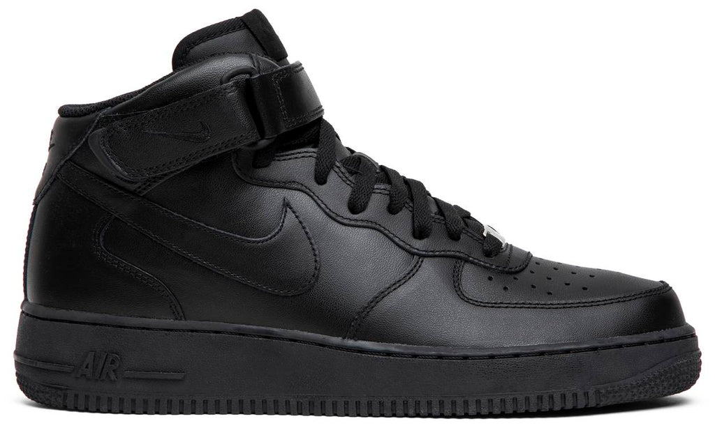 "Air Force 1 Mid '07 ""Triple Black"""