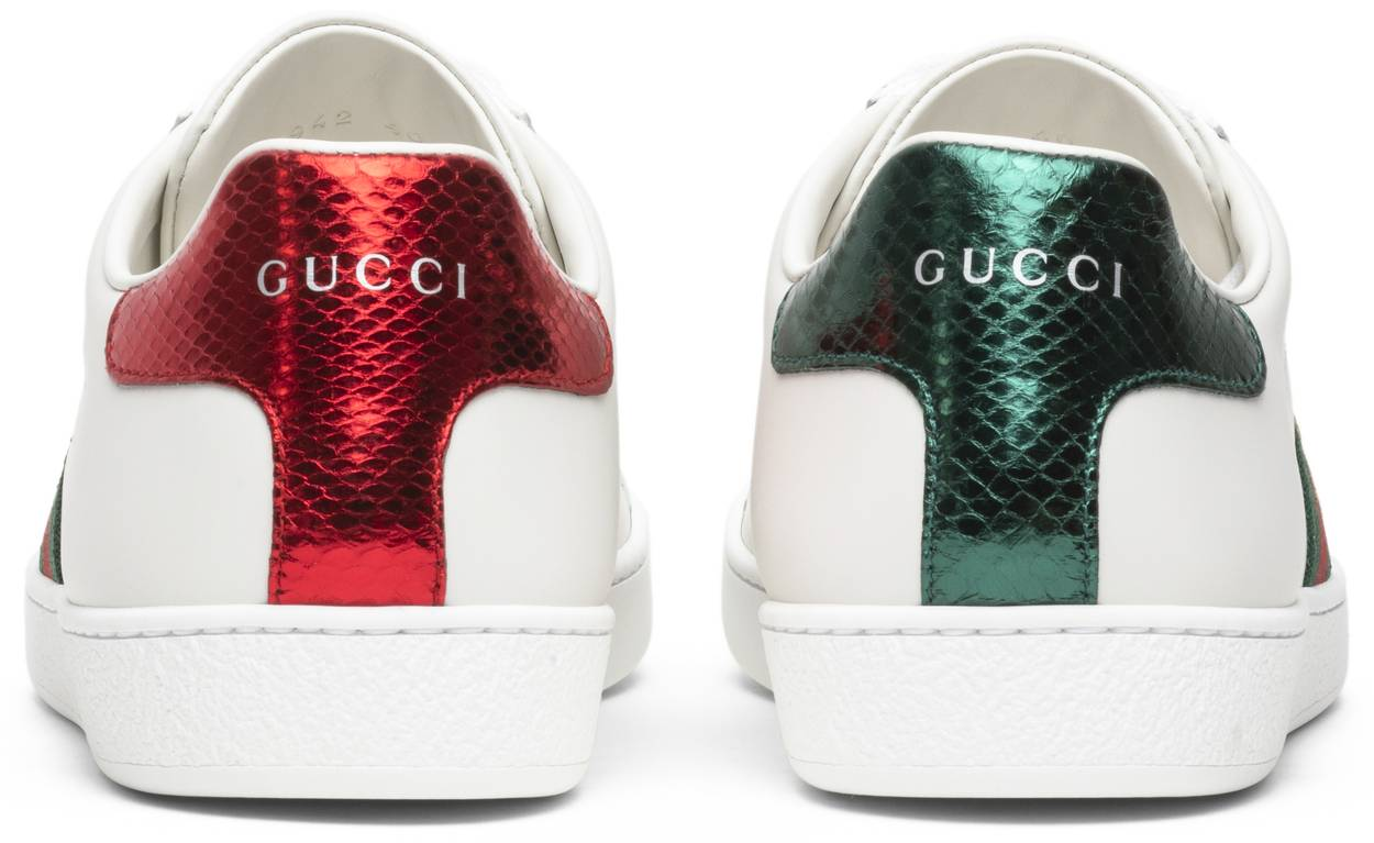 Gucci Wmns Ace Embroidered 'Bee'