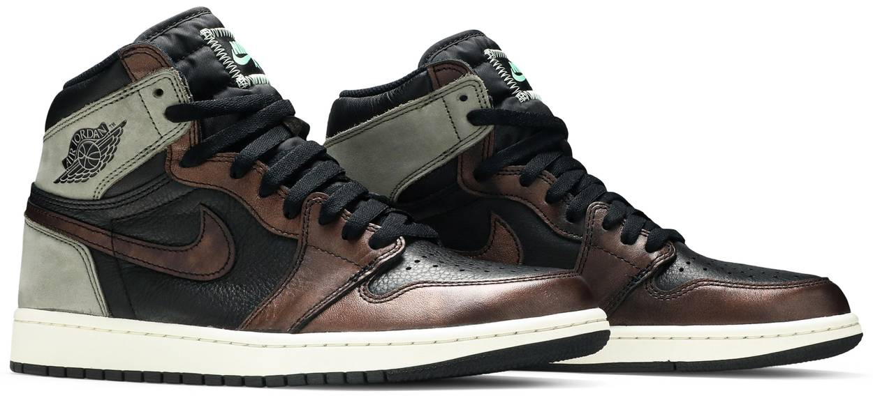 Air Jordan 1 Retro High OG 'Patina'