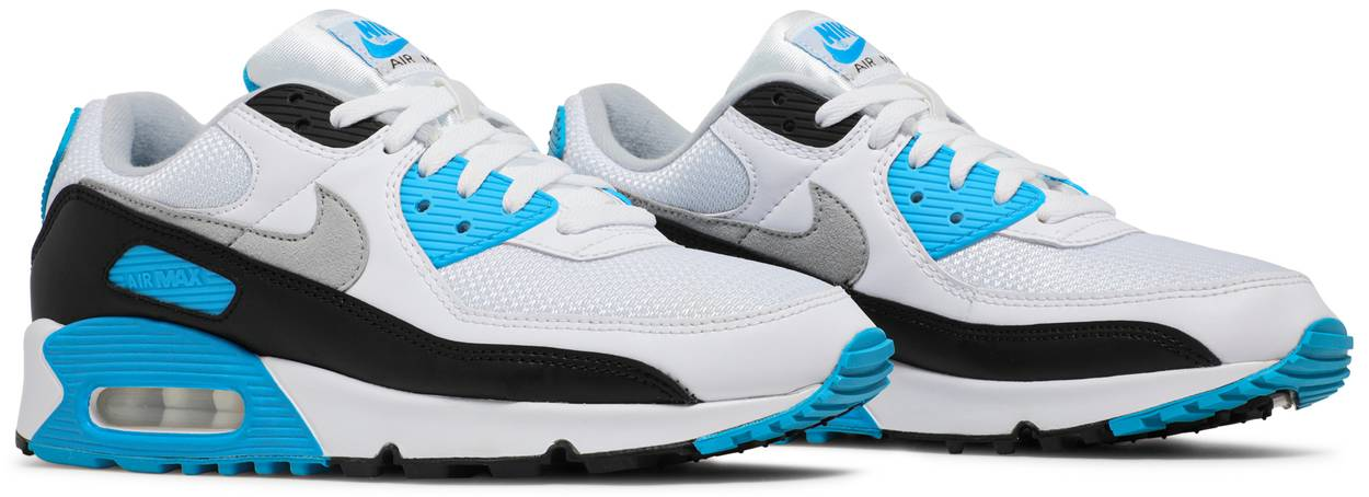 Air Max 90 Retro 'Laser Blue' 2020
