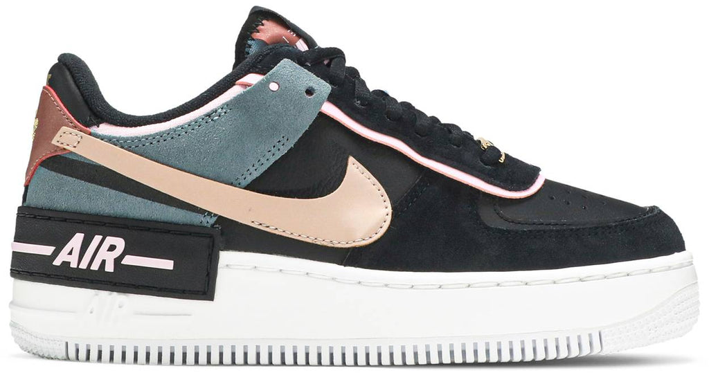 Air Force 1 Shadow 'Black Light Arctic Pink'