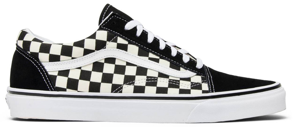 Vans Old Skool 'Black Checkerboard'