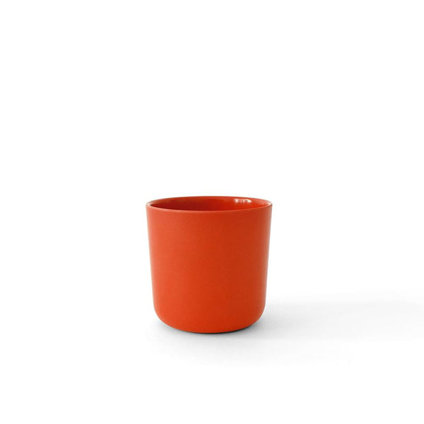 Bamboo Small Cup - Persimmon