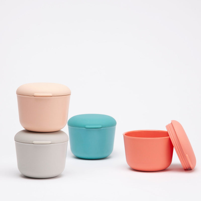 Store & Go Food Container 8 oz - Coral