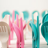 Bamboo Kids Cutlery Set