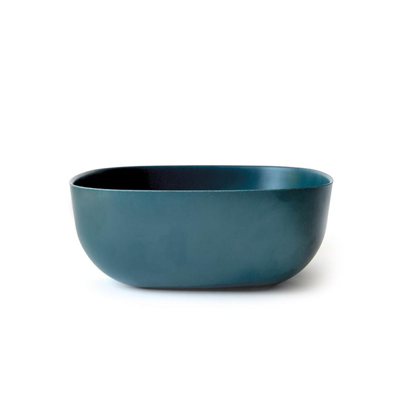 Bamboo Side Bowl - Blue Abyss