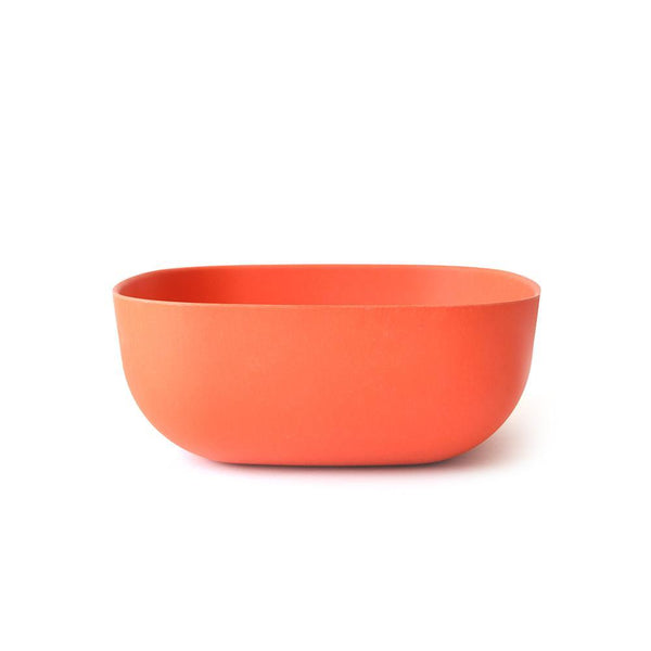 Bamboo Side Bowl - Persimmon