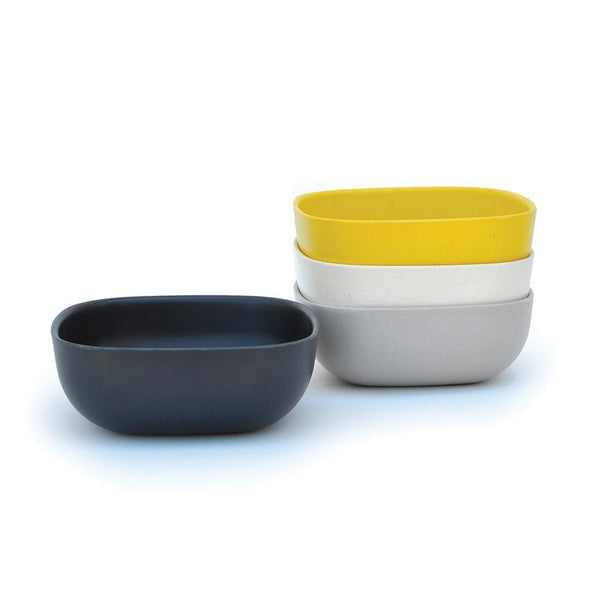 Bamboo Cereal Bowl Set
