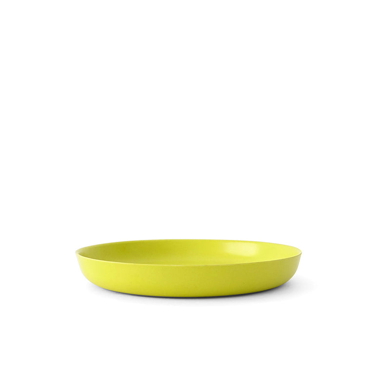 Bamboo Kids Plate - Lime