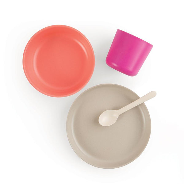 Bamboo Kids Dinner Set - Mai
