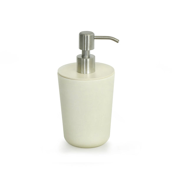 Liquid Soap Dispenser - Off White
