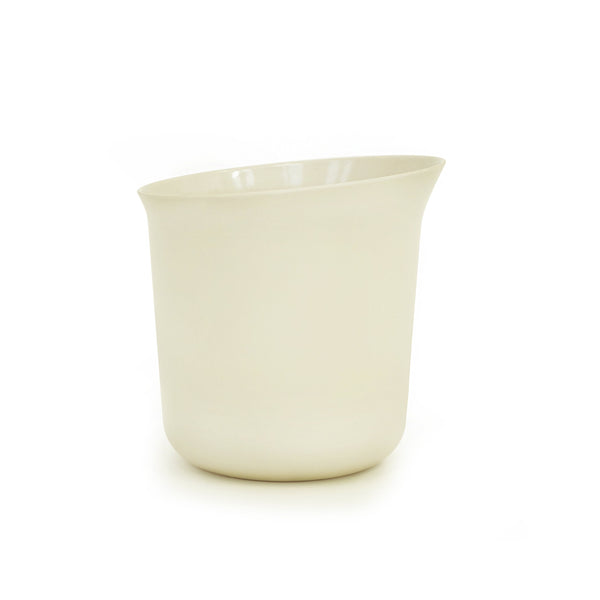 Bamboo Champagne & Wine Bucket - Off White