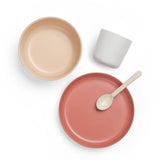 Bamboo Kids Dinner Set - Aki