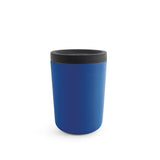 Bamboo Reusable Coffee Cup 12 oz - Royal Blue