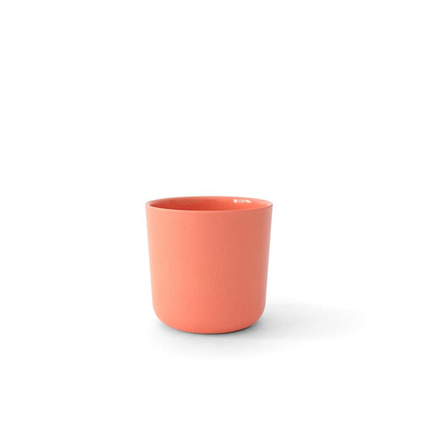 Bamboo Small Cup - Coral