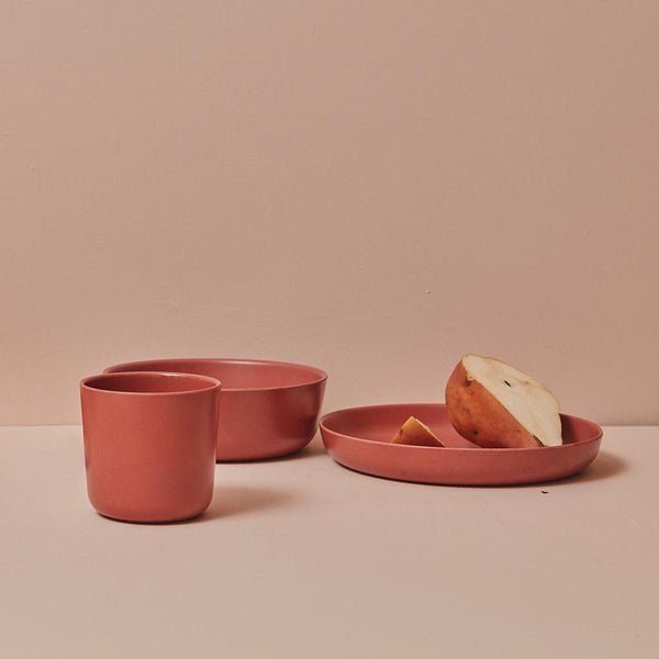 Bamboo Small Cup Terracotta