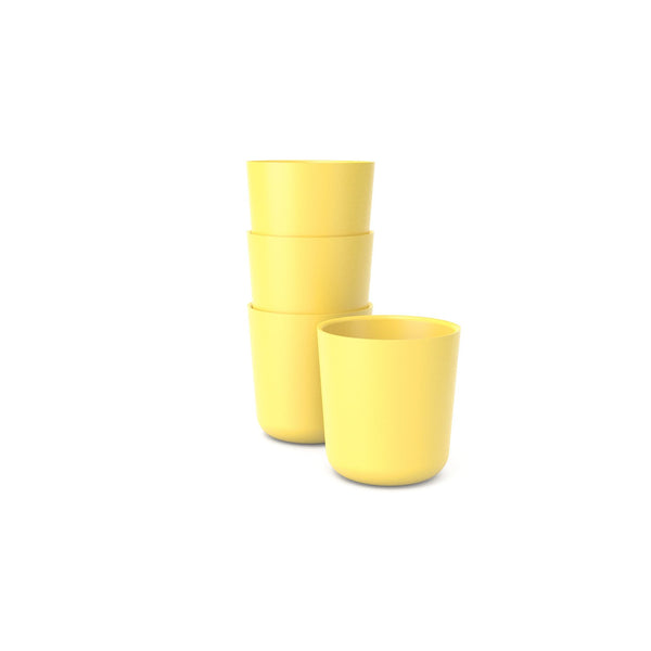 Bamboo Medium Cup - Lemon