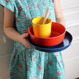 Bamboo Kids Dinner Set - Emi