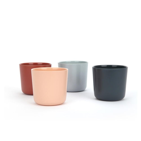 Bamboo Small Cup Set - Scandi