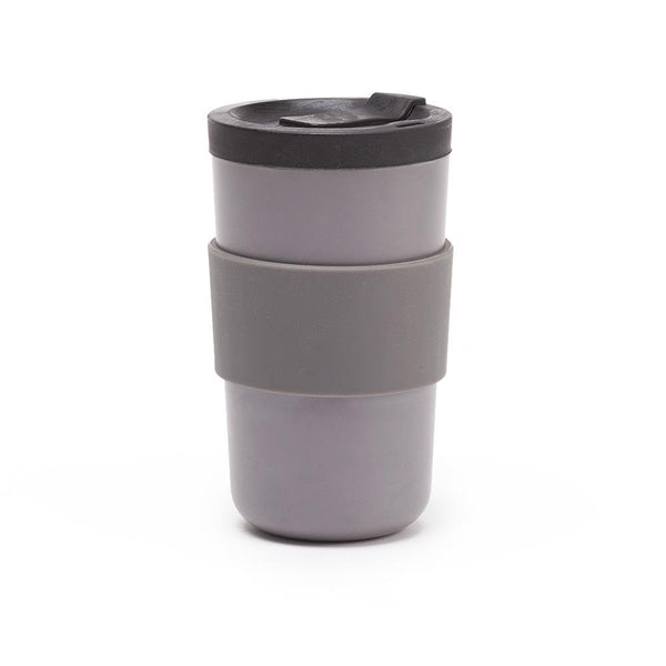 Bamboo Takeaway Mug 16 oz - Smoke