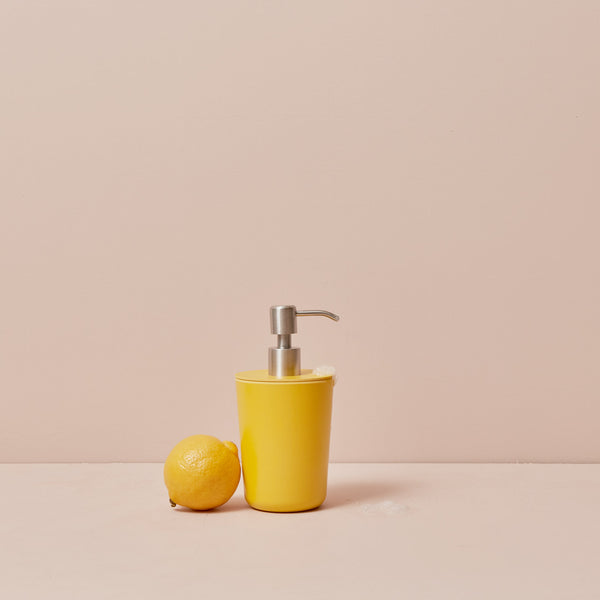 Liquid Soap Dispenser - Lemon