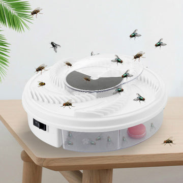 🔥Mother's Day 50% OFF-Revolving Electronic Fly Trap