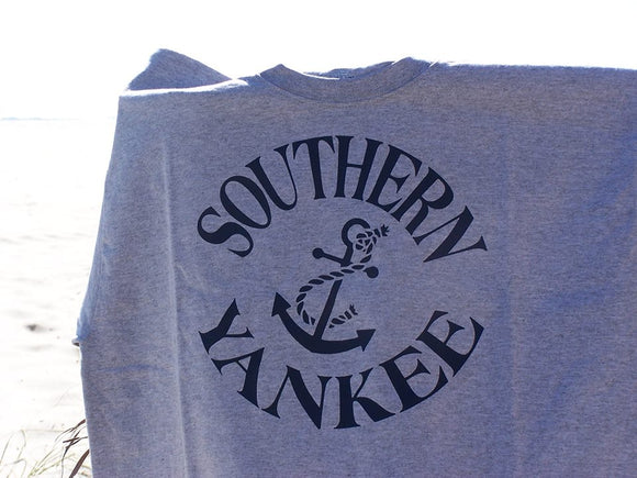 Southern Yankee with Anchor T-Shirt
