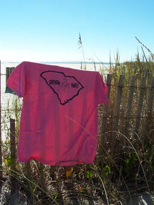 Southern Yankee- It's Wicked Good Y'all with South Carolina State outline