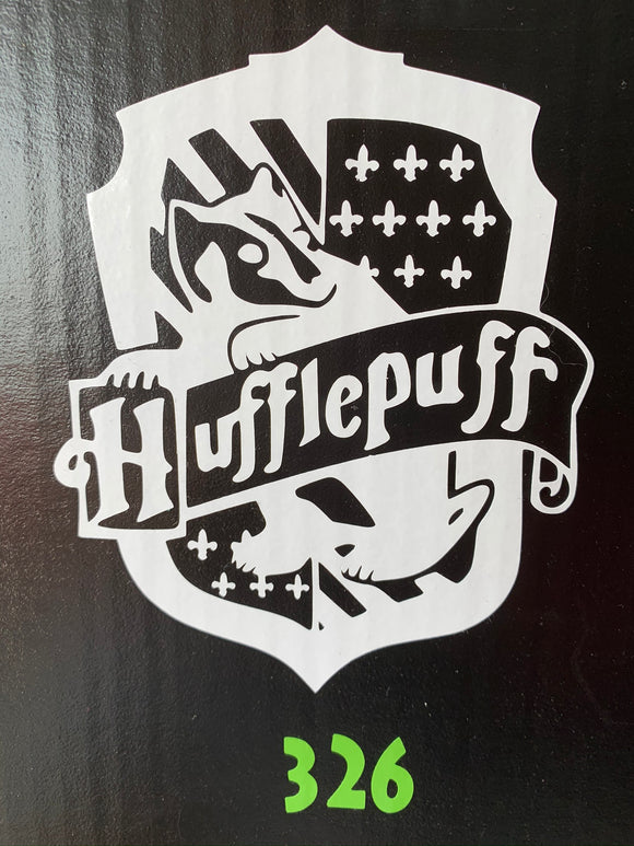 Harry Potter-House of Hufflepuff Decal
