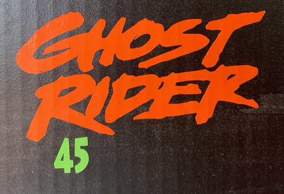 Ghost Rider Vinyl Decal