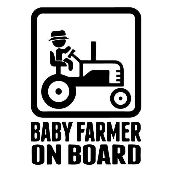 Baby Farmer On Board